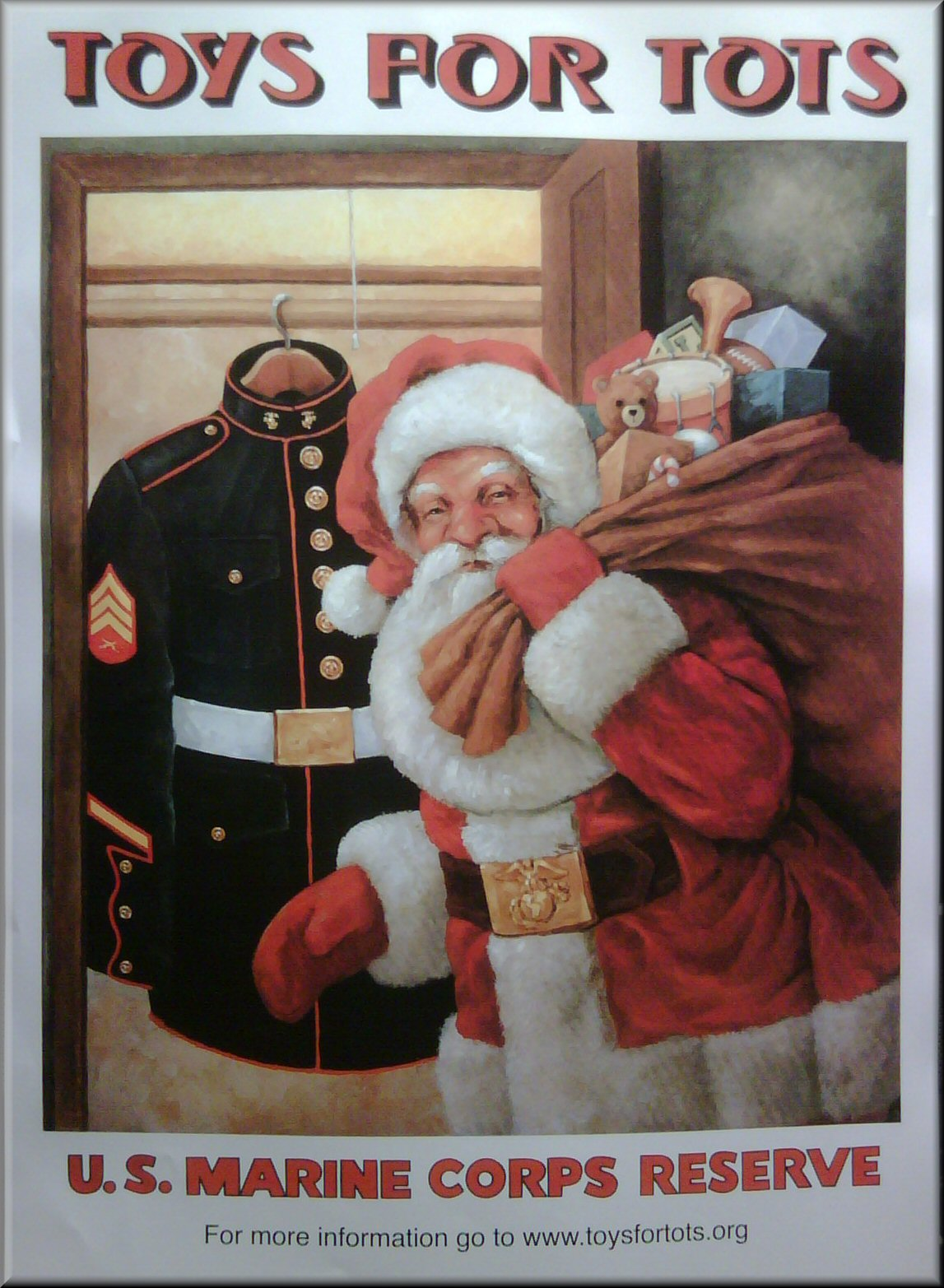 Toys For Tots Santa : Toys for tots toy drive atlantica tender drilling