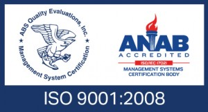 ISO 9001-2008, Accreditation Mark