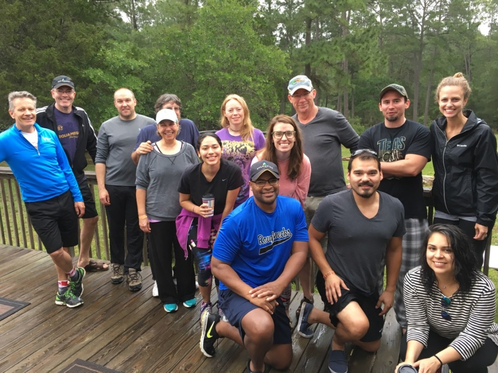 2016-04, MS 150 group photo